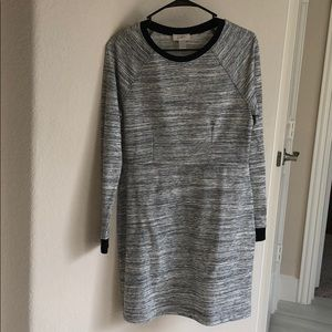 LOFT LONGSLEEVED DRESS
